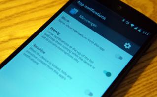 Notifications on Nexus 6