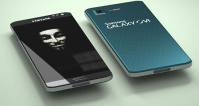 Leaked Images of Galaxy S6
